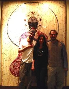 WonderWoman, Jerome and Michael Burdi