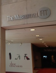 FIT Museum-Shoe Obsession Exhibit