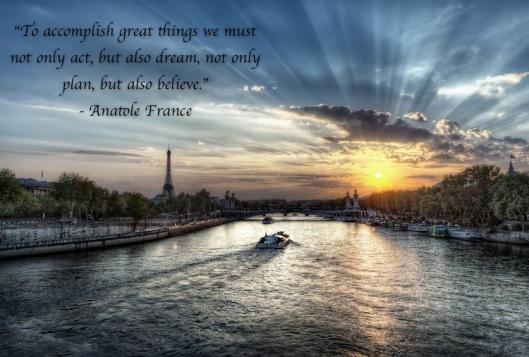 Anatole France Quote