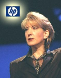 Carly Fiorina-former HP CEO