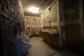 CBGB bathroom
