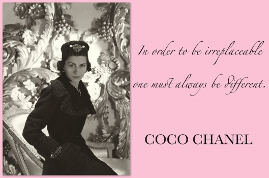 Coco Chanel-Irreplaceable