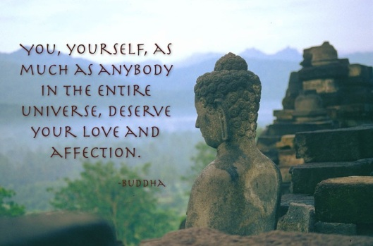 Buddha-Love Yourself