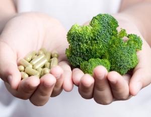 Diet or Vitamins
