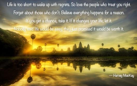 Life is Too Short-Harvey MacKay