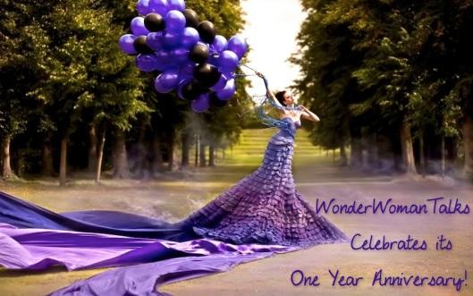 WonderWoman Celebrates