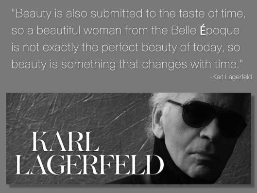 Beauty - Karl Lagerfeld