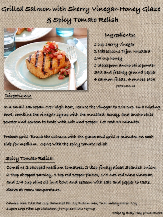 Grilled Samon Recipe-2
