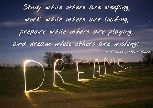 Dream While