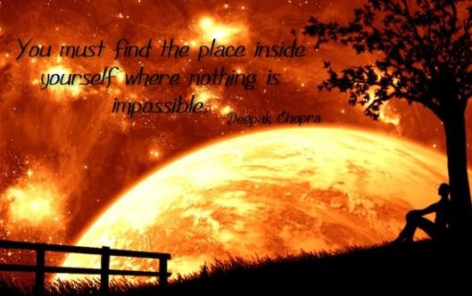 Impossible-Deepak Chopra
