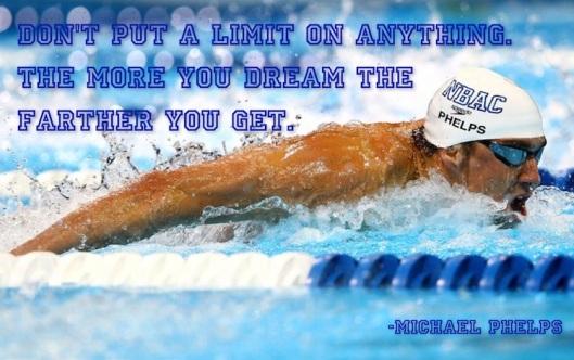 Michael Phelps Quote