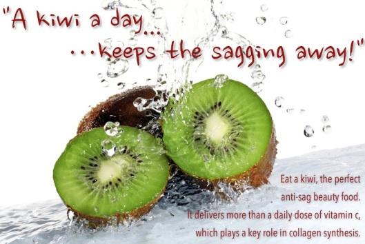 A kiwi a day