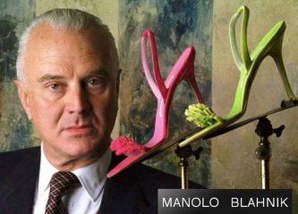 Manolo Blahnik Quote