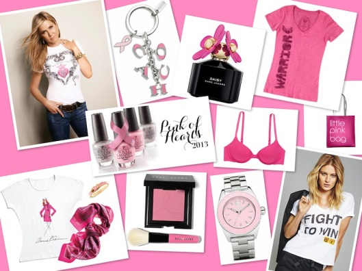 Breast Cancer 2013 Fundraising Merchandise