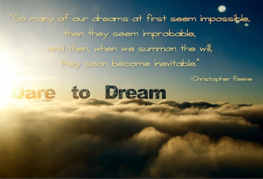 Dreams-Christopher Reeve