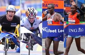 NYC Marathon 2013 Winners