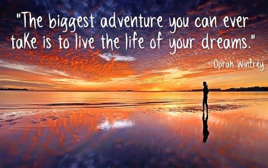 Life of Your Dreams - Oprah