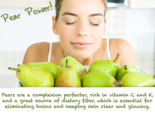 Pear Power