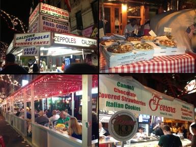 San Gennaro Food
