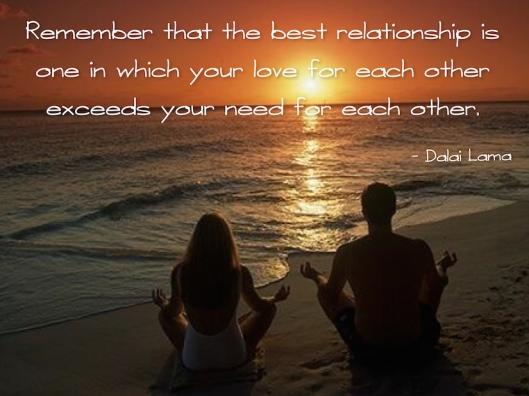 Love-Dalai Lama