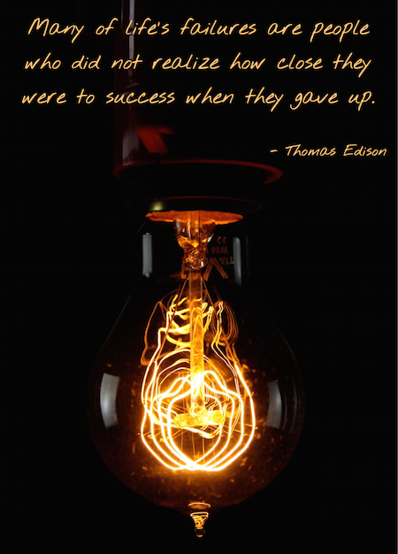 Thomas Edison-Success