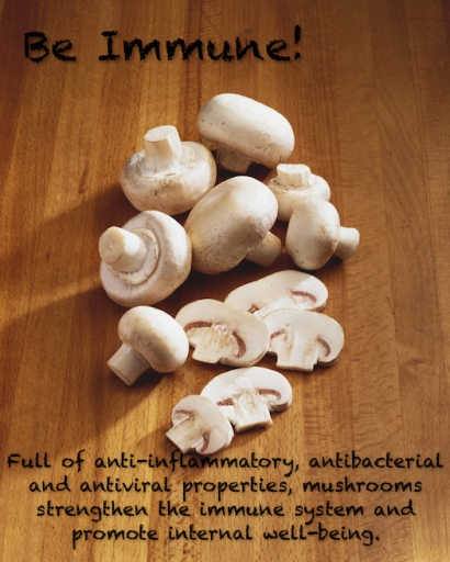 Mushroom Immune Boost