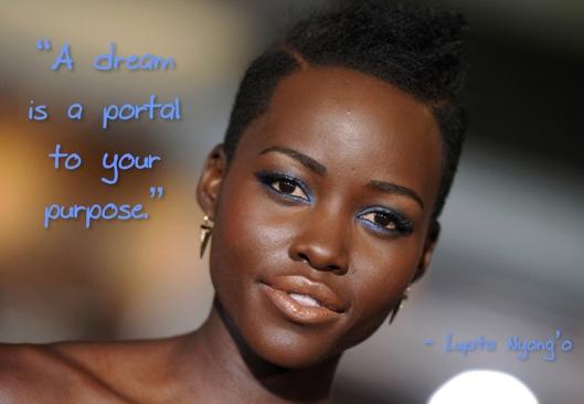 Lupita Nyong'o Quote