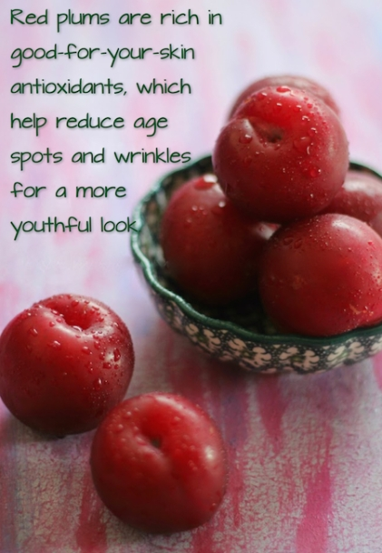 Red Plums