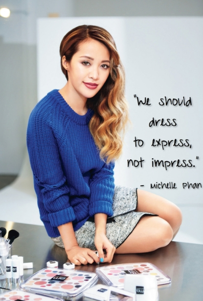 Michelle Phan Quote