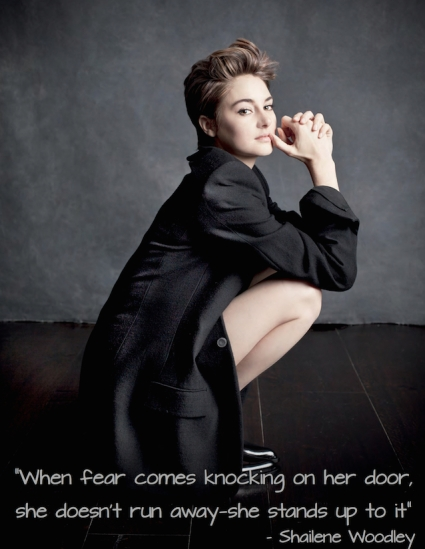 Shailene Woodley Quote
