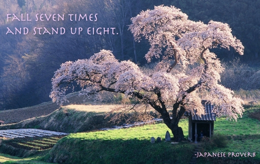 Japanese Proverb