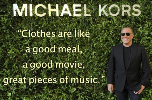 Clothes - Michael Kors