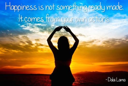 Happiness - Dalai Lama