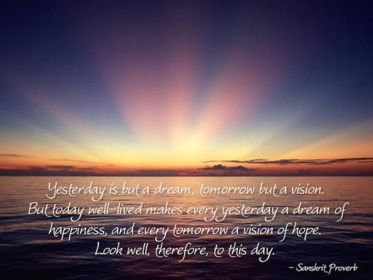 Sanskrit Proverb