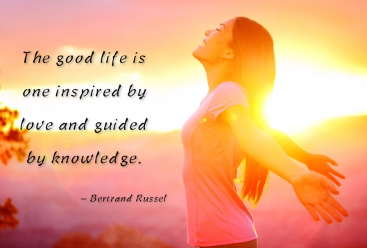 The Good Life - Quote